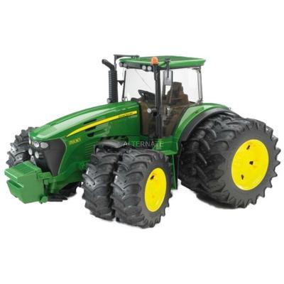 Bruder John Deere 7930 with Twin Tyres 03052