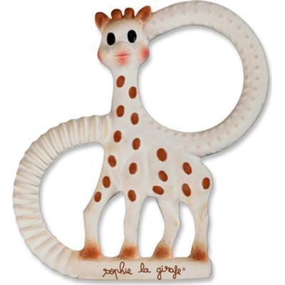 Sophie The Giraffe Vulli So Pure Mjuk Bitring