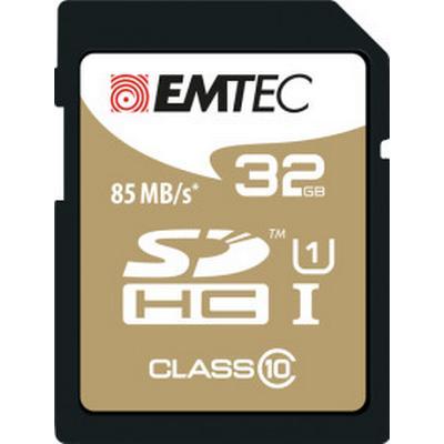 Emtec Gold Plus SDHC UHS-I U1 85MB/s 32GB