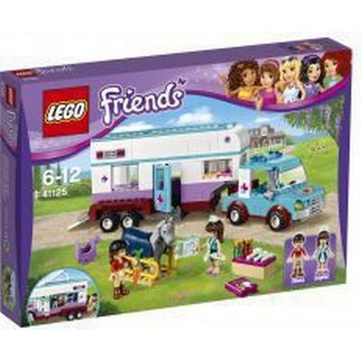 Lego Friends Horse Vet Trailer 41125