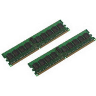 MicroMemory DDR2 667MHz 2x2GB ECC Reg for Fujitsu Primergy (MMG2242/4GB)