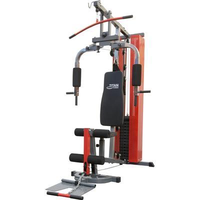 Titan Fitness Homegym 100kg