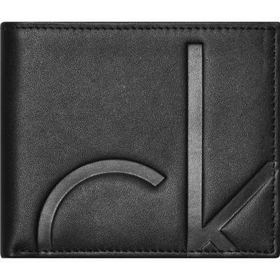 Calvin Klein Clark Slimfold 8CC Wallet - Black (K50K500722)