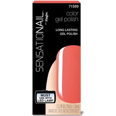 SensatioNail Gel Color Coral Sunset 7.4ml