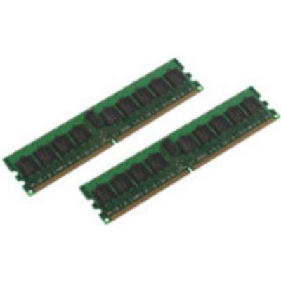 MicroMemory DDR2 667MHz 2x2GB ECC Reg Fujitsu (MMG2243/4GB)