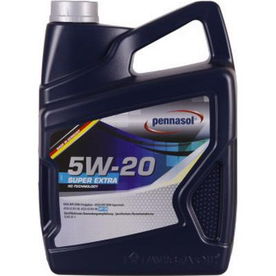 Pennasol Super Extra 5W-20 Motorolie