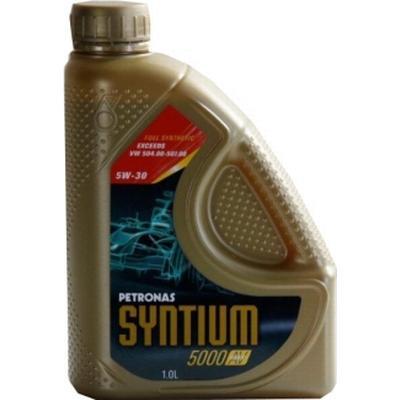 Petronas Syntium 5000 AV 5W-30 Motorolie