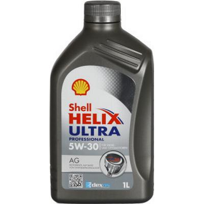 Shell Helix Ultra Professional AG 5W-30 Motorolie