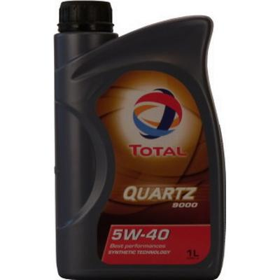 Total Quartz 9000 Energy 5W-40 Motorolie