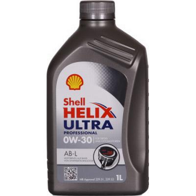Shell Helix Ultra Professional AB-L 0W-30 Motorolie