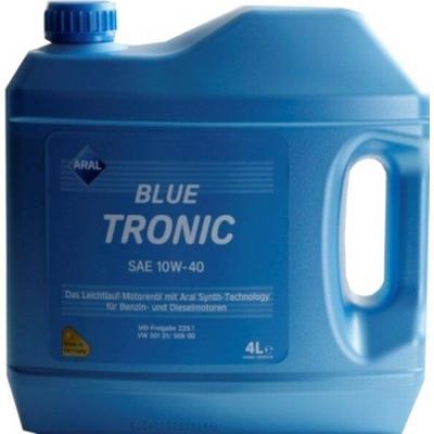 Aral BlueTronic 10W-40 Motorolie