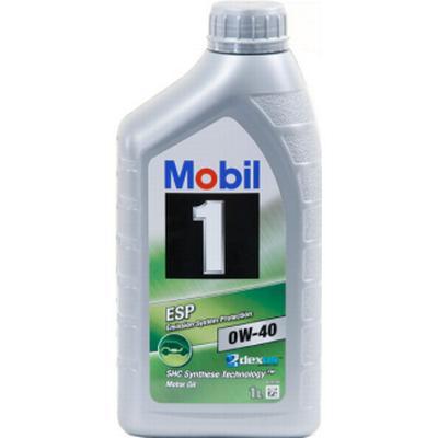 Mobil ESP 0W-40 Motorolie
