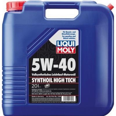 Liqui Moly Synthoil High Tech 5W-40 Motorolie