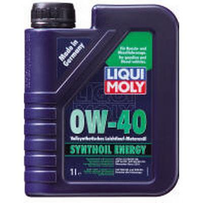 Liqui Moly Synthoil Energy 0W-40 Motorolie