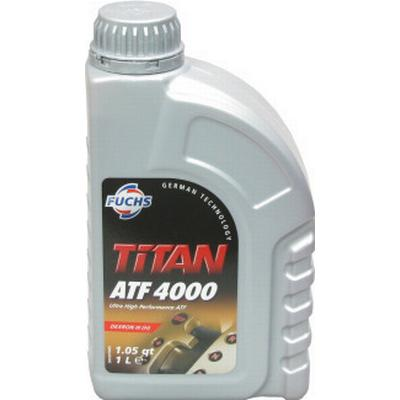 Fuchs Titan ATF 4000 Dexron III Automatgearolie