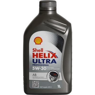 Shell Helix Ultra Professional AB 5W-30 Motor Oil 1L Motorolie