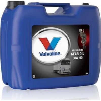 Valvoline Heavy Duty Gear Oil 80W-90 Motorolie