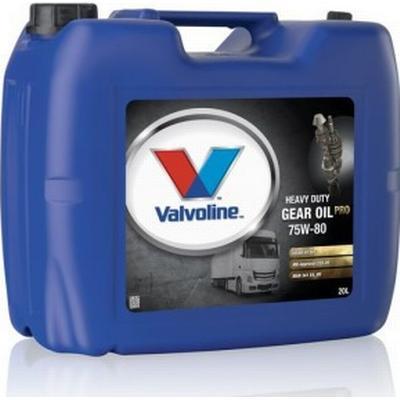 Valvoline Heavy Duty Gear Oil PRO 75W-80 LD Gearkasseolie