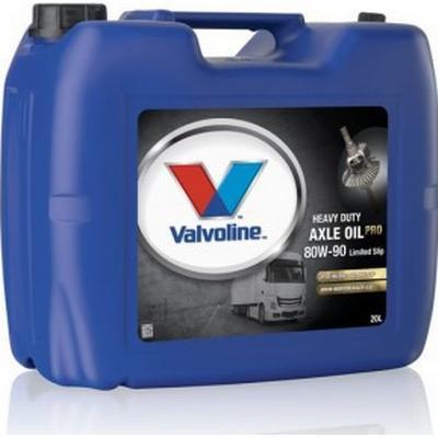 Valvoline Heavy Duty Axle Oil Pro 80W-90 LS Automatgearolie