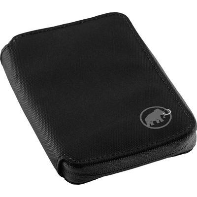 Mammut Zip Wallet- Black (2520-00720)