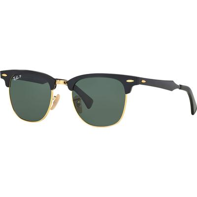 Ray-Ban Clubmaster Aluminum Polarized RB3507 136/N5