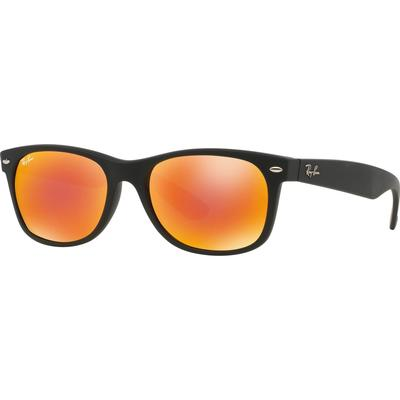 Ray-Ban New Wayfarer Matte Flash Lenses RB2132 622/69