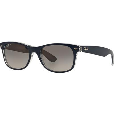 Ray-Ban New Wayfarer Color Mix RB2132 6053M3 Polarized