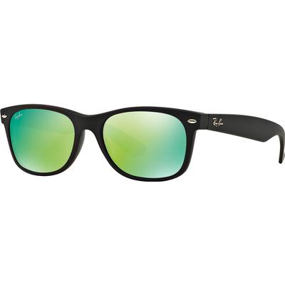 Ray-Ban New Wayfarer Matte Flash Lenses RB2132 622/19