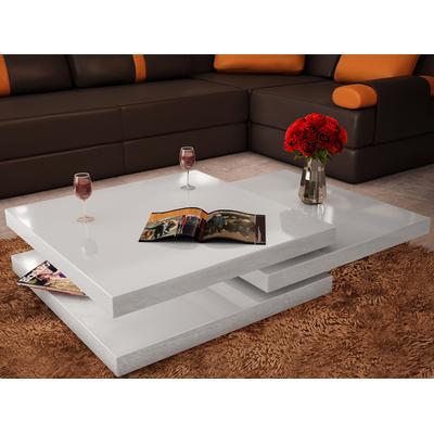 vidaXL Elegant 80cm Soffbord