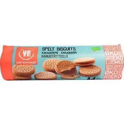 Urtekram Spelt Biscuits Cocoa Butter Eco 300gm