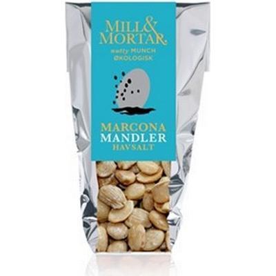 Mill & Mortar Almonds with Sea Salt