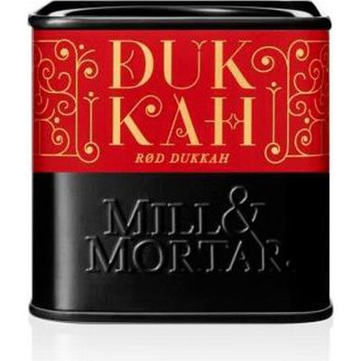 Mill & Mortar Rød Dukkah
