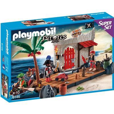 Playmobil Pirate Fort SuperSet 6146