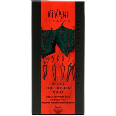 Vivani Superior Mörk med Chili