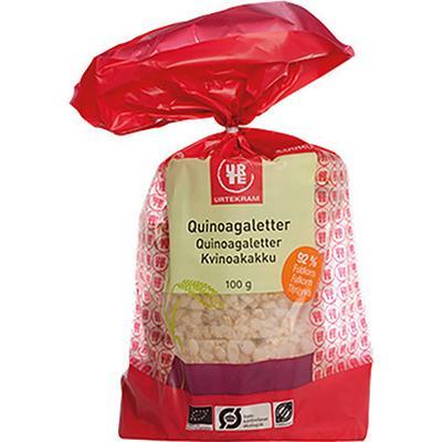 Urtekram Quinoagaletter Eko100-pack