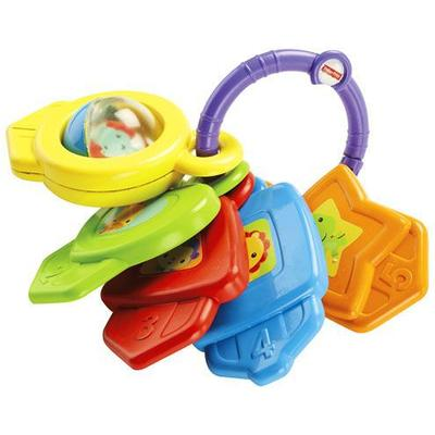 Fisher Price Shapes & Colors Keys