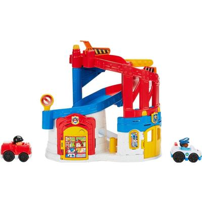 Fisher Price Little People Race & Chase Rescue