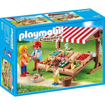 Playmobil Farmer's Market 6121