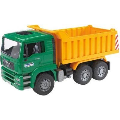 Bruder Man Tga Tip Up Truck 2765