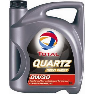 Total Quartz Ineo First 0W-30 Motorolie