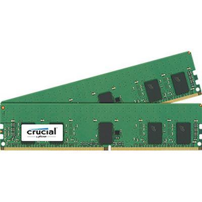 Crucial DDR4 2400MHz 2x8GB ECC Reg (CT2K8G4RFS824A)