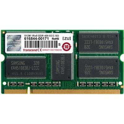 Transcend DDR 200MHz 512MB ECC (TS64MSD72V4J)