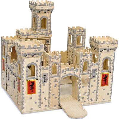 Melissa & Doug Folding Medieval Castle