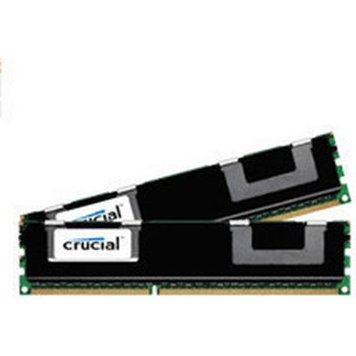 Crucial DDR3 1866MHz 2x8GB ECC Reg (CT2K8G3ERSDD8186D)