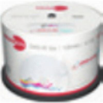 Primeon DVD-R 4.7GB 16x Spindle 50-Pack Inkjet