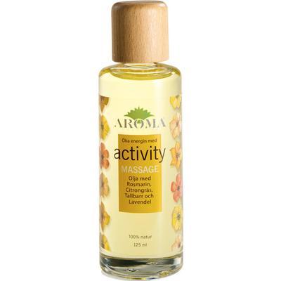 Aromacreative Activity Massageolja 125ml