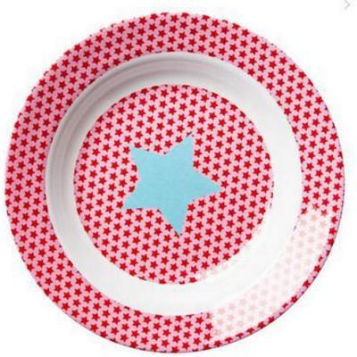 Rice Kids Melamine Bowl with Girls Star Print 20cm