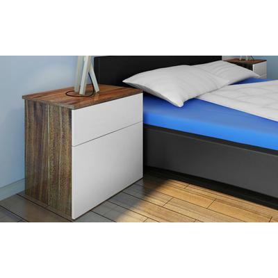 vidaXL 240079 2-pack Sängbord