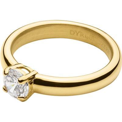 Dyrberg Kern Maja III Ring - Guld Kristall - Hitta bästa pris ... 4ffb31c9934be