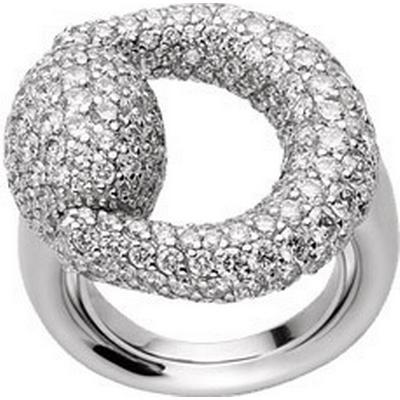 Gucci Horsebit Ring - Vitguld Diamanter - Hitta bästa pris ... 20cd0bd850b0d
